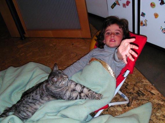 2009 Castiglione - Ma come si sta comodi !!!