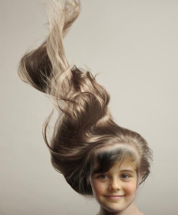 2012 Bianca con i capelli lunghissimi