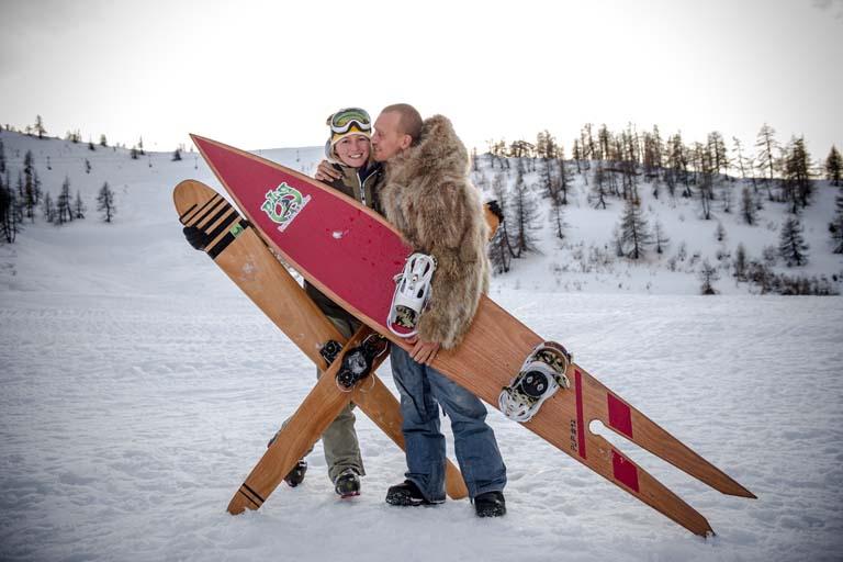 CUSTOM POWDER SNOWBOARDS PARTY 004