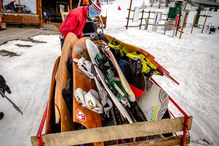 CUSTOM POWDER SNOWBOARDS PARTY 003