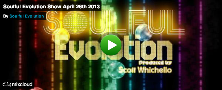 "The last ""Soulful Evolution Show"""