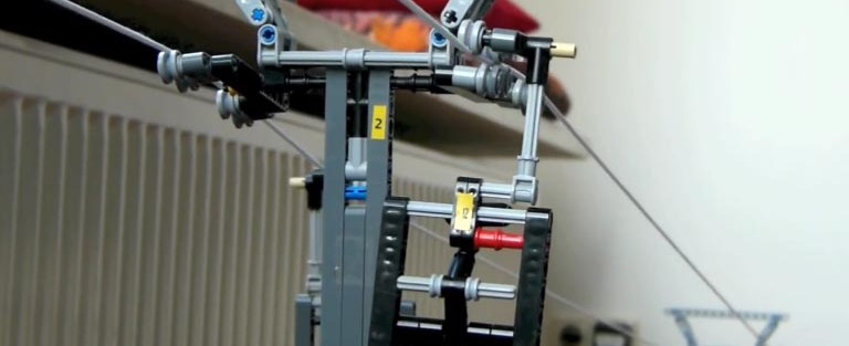 LEGO Detachable Chairlift – Ochsengipfel Express