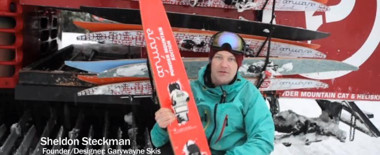 Inside Garywayne Skis