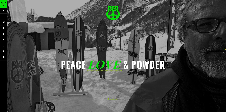 New Web Site on Line!!! PLP – Custom Powder Boards