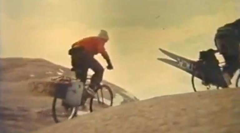 WINTERSTICK VINTAGE VIDEO