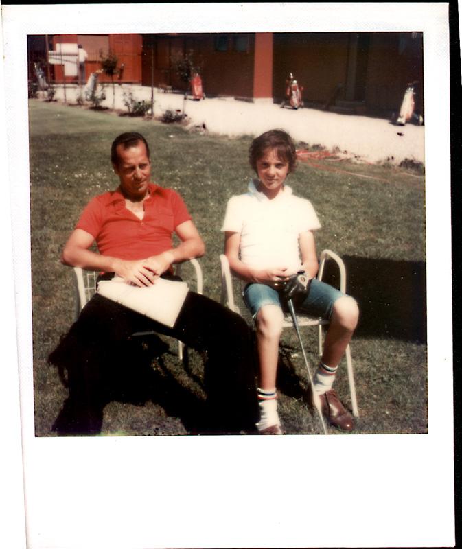 1976 Golf club Stupinigi Franco Luzzi