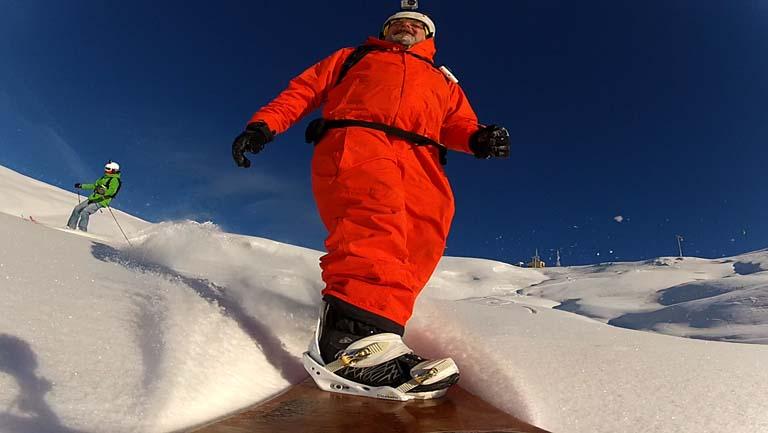 PLP CUSTOM POWDER SNOWBOARDS 24 01 2013 14