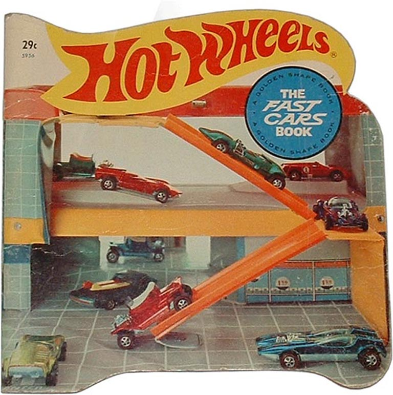hot-wheels-fast-cars-book