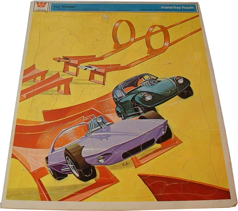 hot-wheels-puzzle 2
