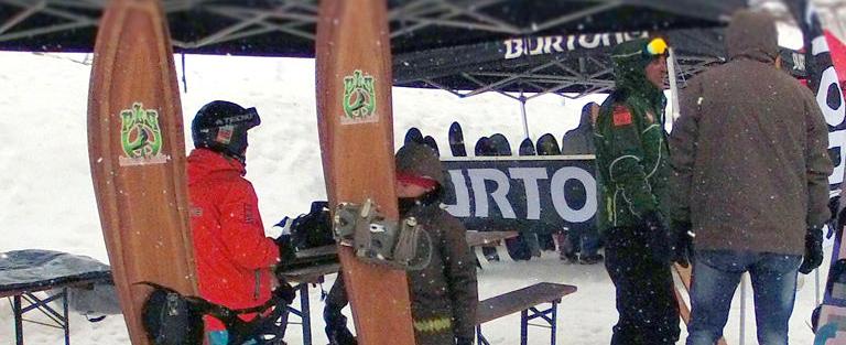 Madesimo Freeride Festival 2014 – STAND – PLP Custom Powder Snowboards