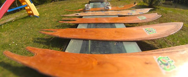 PLP Custom Powder Snowboards – Nuove forme – primavera 2014