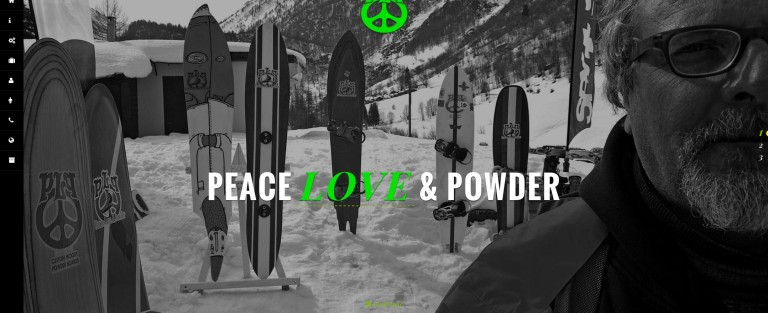 New Web Site on Line!!! PLP – Custom Powder Boards